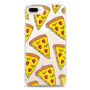 Snap iPhone 8 Plus Case - Pizza My Heart
