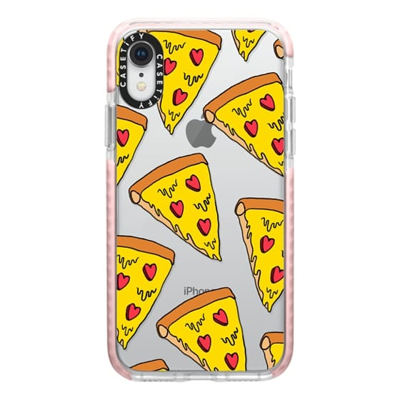 iPhone XR Cases - Pizza My Heart