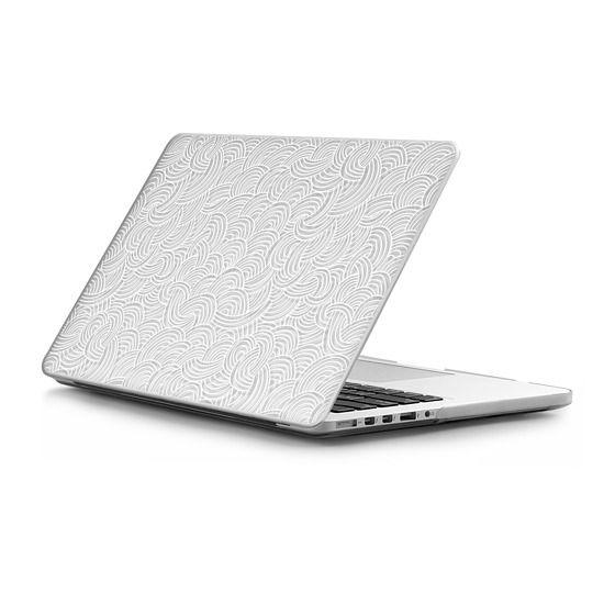 MacBook Pro Retina 15 Sleeves - Cloud Doodle