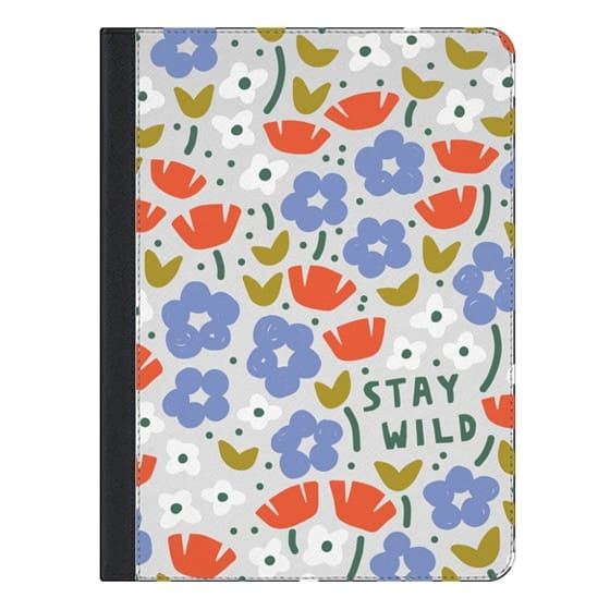 9.7-inch iPad Covers - Stay Wild