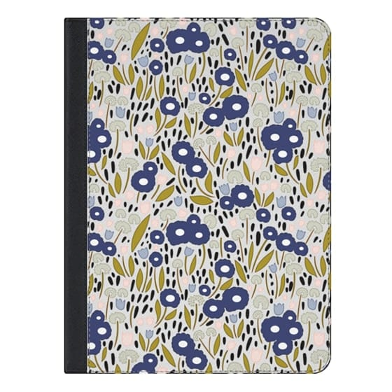 9.7-inch iPad Covers - Floral Aura