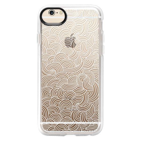 iPhone 6 Cases - Cloud Doodle