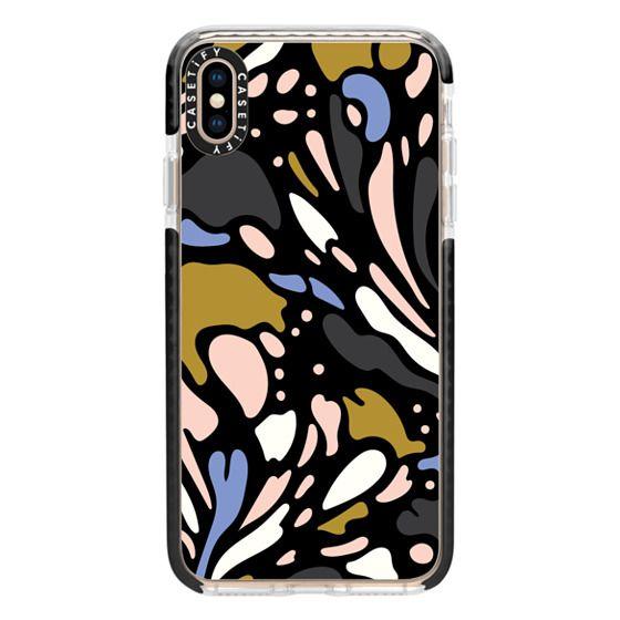 iPhone XS Max Cases - Colour Splash