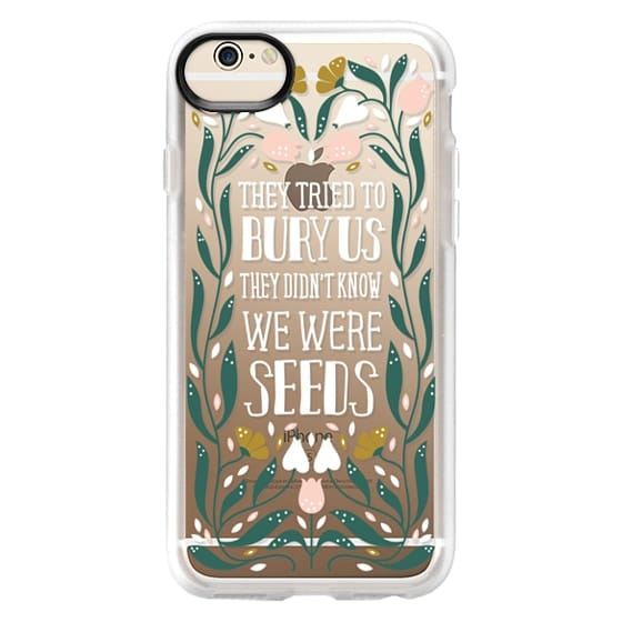 iPhone 6 Cases - They Tried to Bury Us