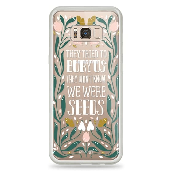 Samsung Galaxy S8 Plus Cases - They Tried to Bury Us