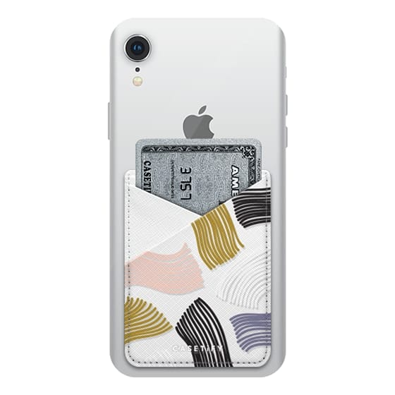 iPhone XR Cases - Squiggle (clear)