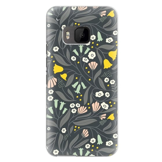 Htc One M9 Cases - Tossed Bouquet