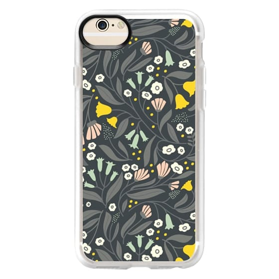 iPhone 6 Cases - Tossed Bouquet