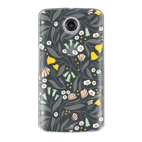 Nexus 6 Cases - Tossed Bouquet