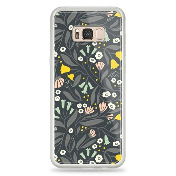 Samsung Galaxy S8 Plus Cases - Tossed Bouquet