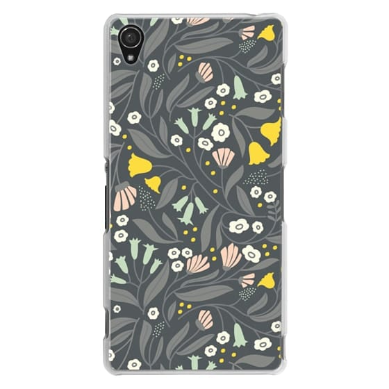 Sony Z3 Cases - Tossed Bouquet