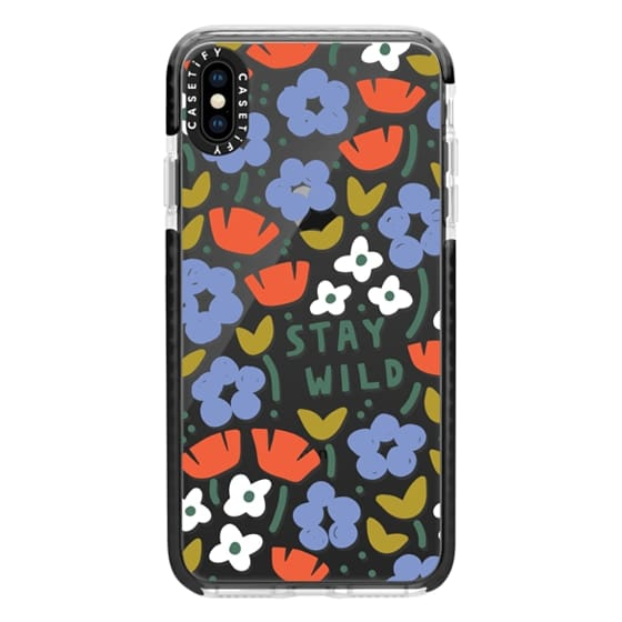 iPhone XS Max Cases - Stay Wild