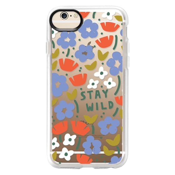 iPhone 6 Cases - Stay Wild
