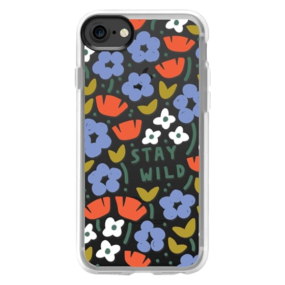 iPhone 7 Cases - Stay Wild