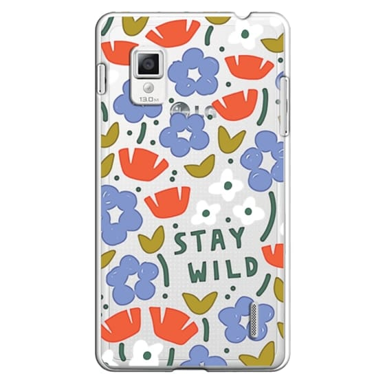 Optimus G Cases - Stay Wild