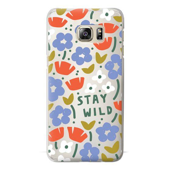 Samsung Galaxy S6 Edge Plus Cases - Stay Wild