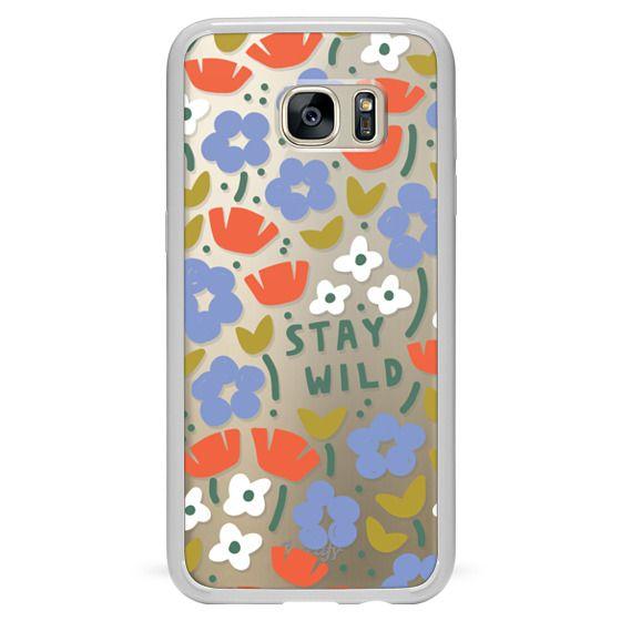 Samsung Galaxy S7 Edge Cases - Stay Wild