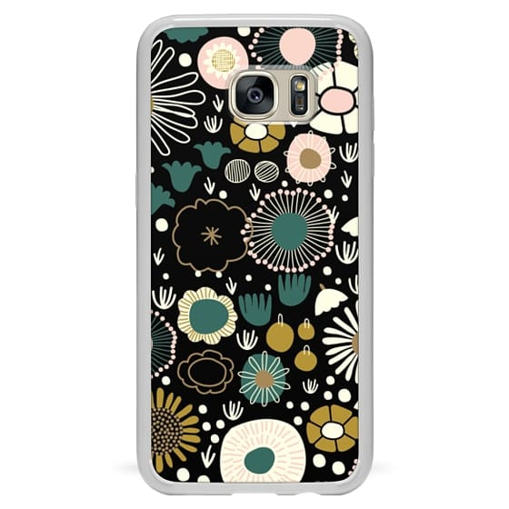 Samsung Galaxy S7 Edge Cases - Desert Floral