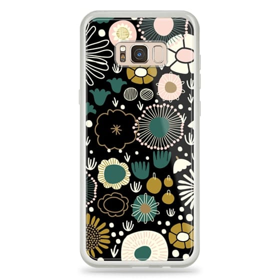 Samsung Galaxy S8 Plus Cases - Desert Floral