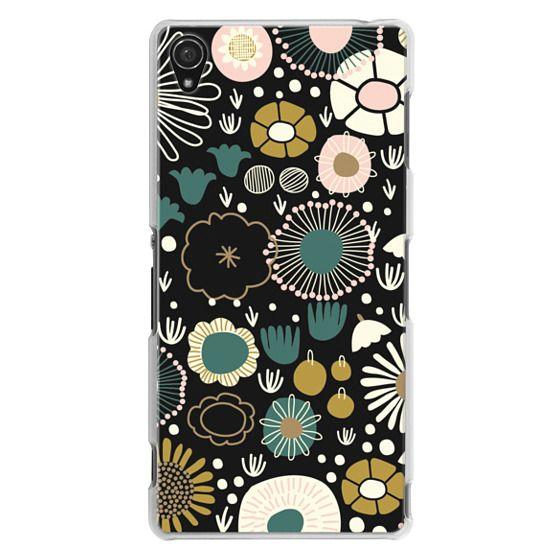 Sony Z3 Cases - Desert Floral