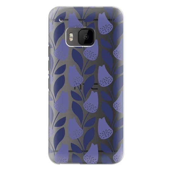 Htc One M9 Cases - Violet