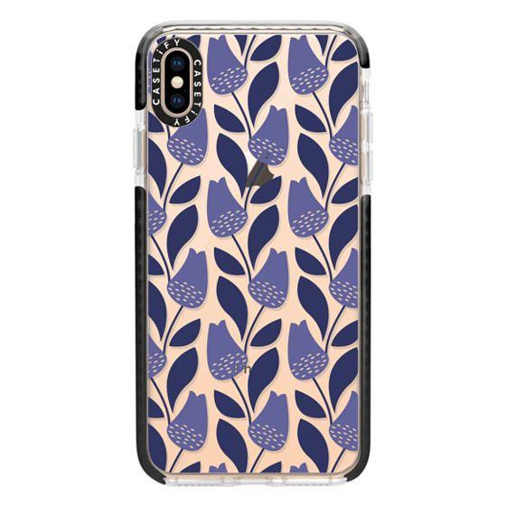 iPhone XS Max Cases - Violet