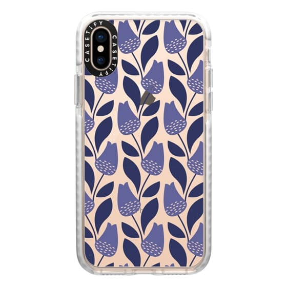 iPhone XS Cases - Violet