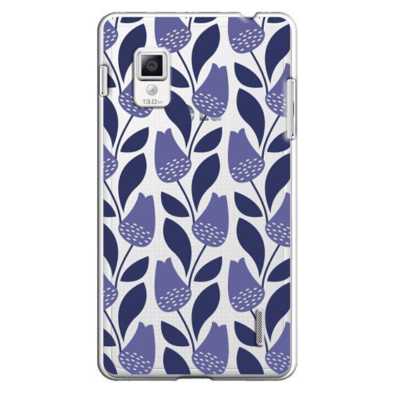 Optimus G Cases - Violet