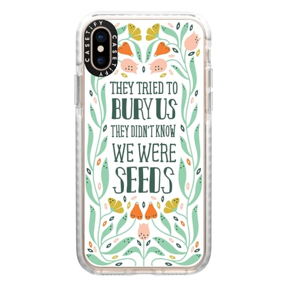 iPhone XS Cases - They Tried to Bury Us