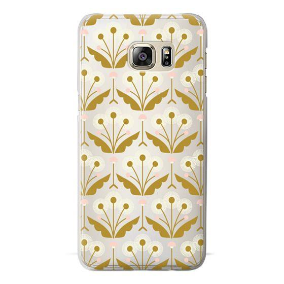 Samsung Galaxy S6 Edge Plus Cases - Dandelions (clear)