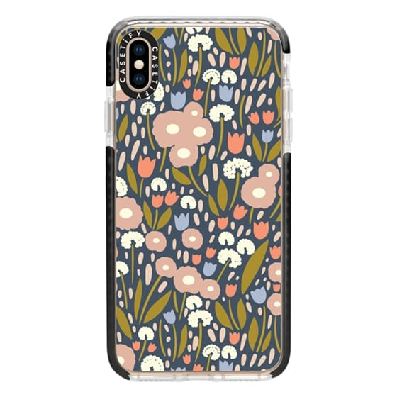 iPhone XS Max Cases - Floral Aura