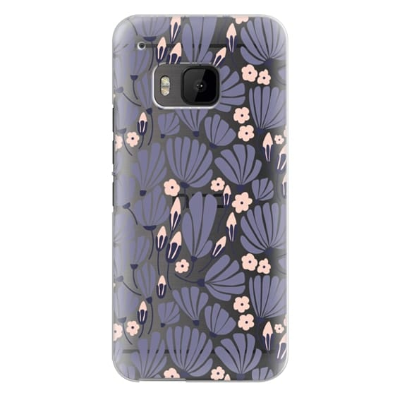 Htc One M9 Cases - Breezy Floral