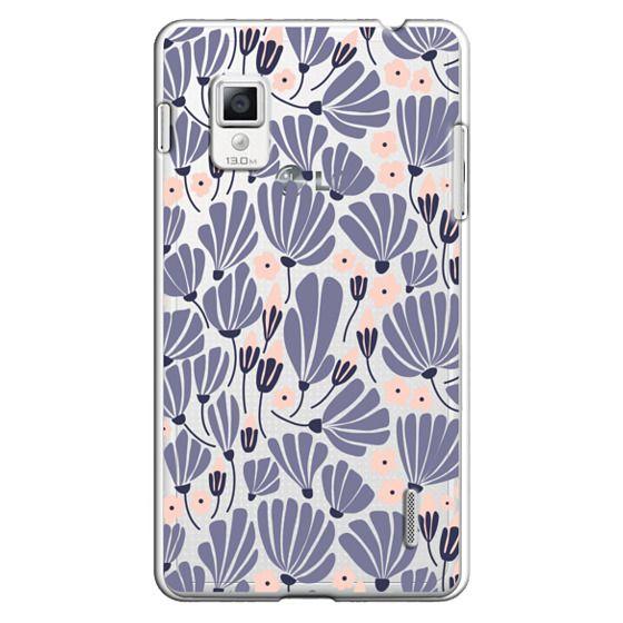 Optimus G Cases - Breezy Floral