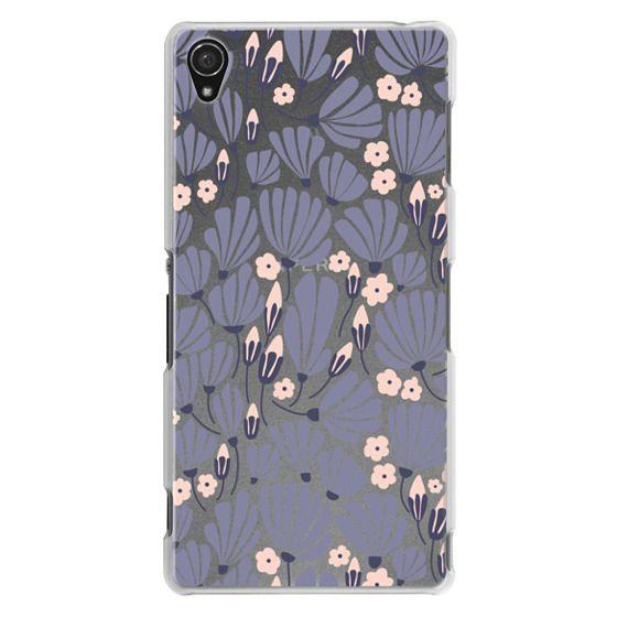 Sony Z3 Cases - Breezy Floral