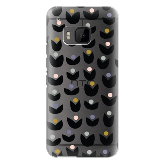 Htc One M9 Cases - Tulips