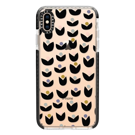 iPhone XS Max Cases - Tulips