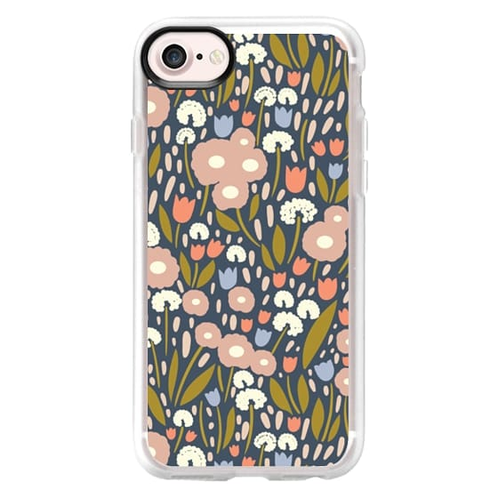 iPhone XR Cases - Floral Aura