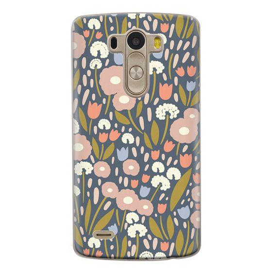 Lg G3 Cases - Floral Aura