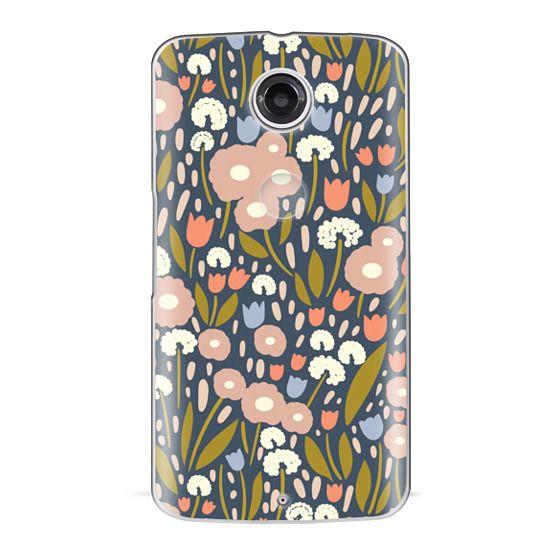 Nexus 6 Cases - Floral Aura