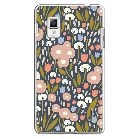 Optimus G Cases - Floral Aura