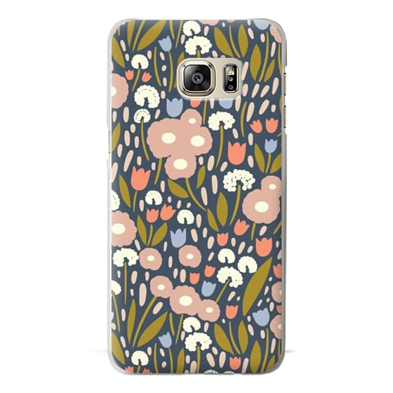 Samsung Galaxy S6 Edge Plus Cases - Floral Aura