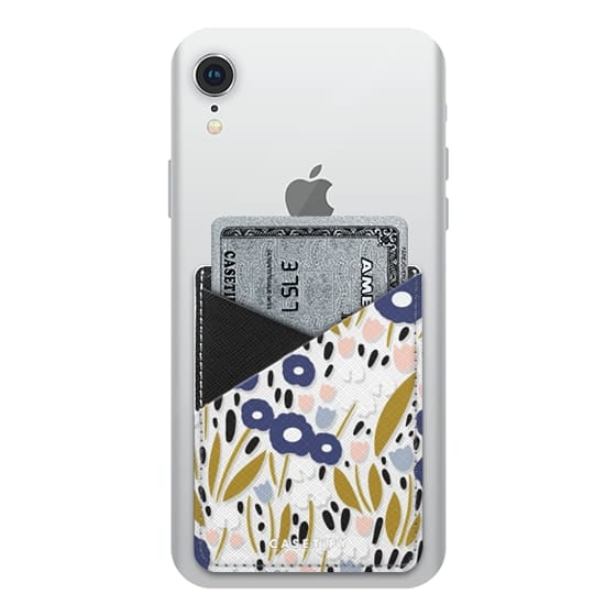 iPhone XR Cases - Floral Aura (clear)