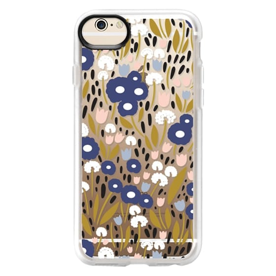 iPhone 6 Cases - Floral Aura (clear)
