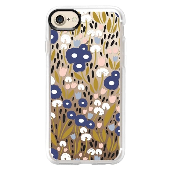 iPhone 7 Cases - Floral Aura (clear)