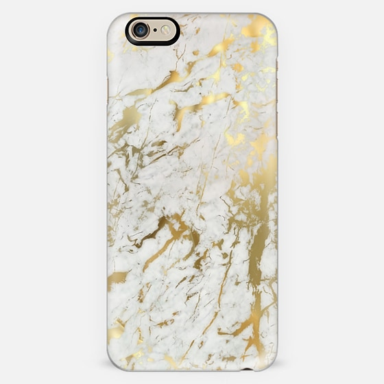 Gold marble -