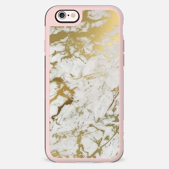 Gold Marble - New Standard Case