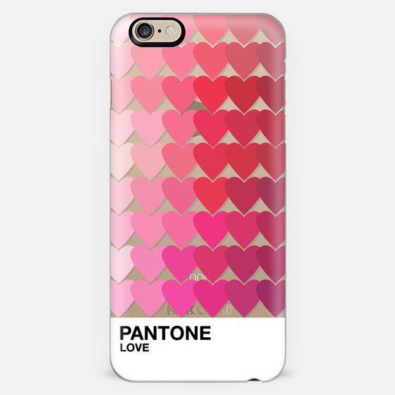 Pantone: LOVE