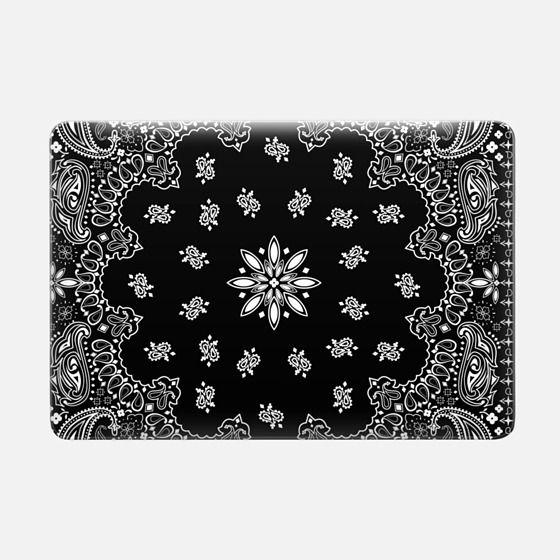 Black bandana -
