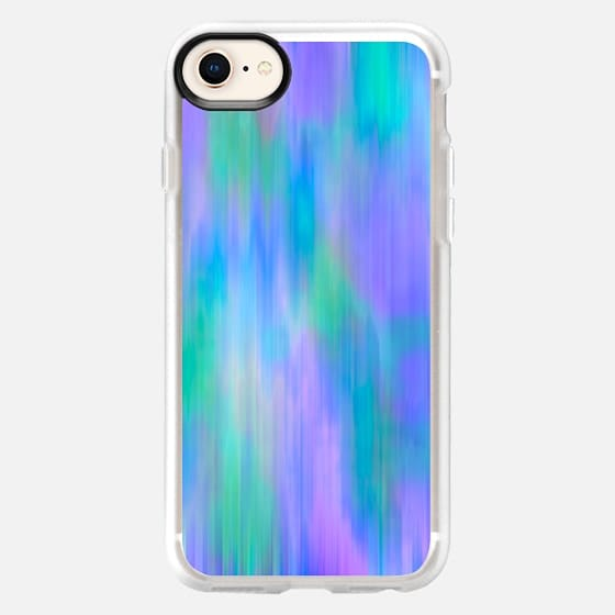 northern lights / aurora - Snap Case