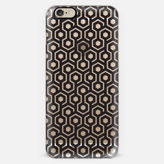 Black pattern -